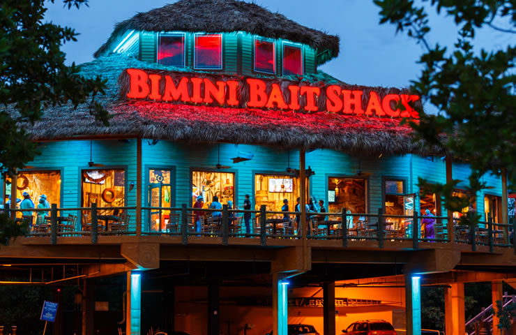 Bimini-friends-party-night-time